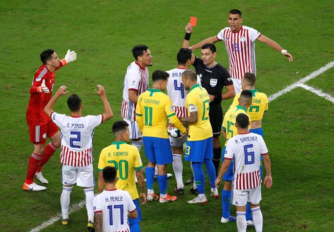 Tiết lộ sốc về trọng tài bắt chính chung kết Copa America 2019 - Ảnh 4.