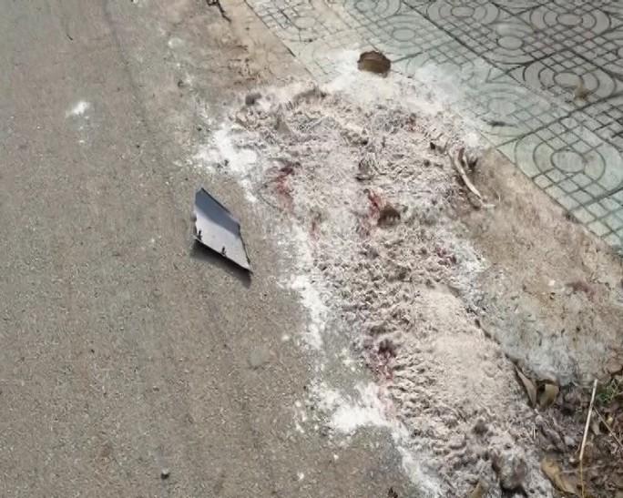 Nghi vấn CSGT tông chết người rồi bỏ chạy - Ảnh 2.