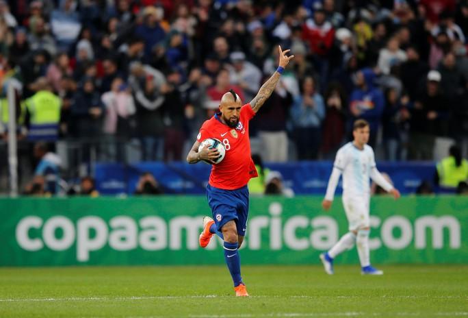 Messi nhận thẻ đỏ, Argentina giành hạng 3 Copa America - Ảnh 11.