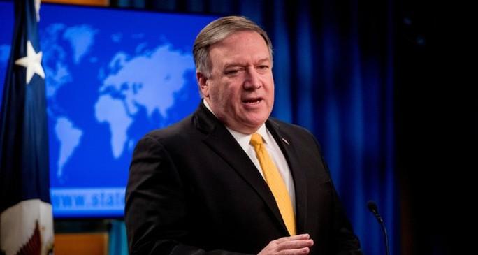 Mỹ dọa trừng phạt thêm, cảnh báo Iran coi chừng - Ảnh 1.