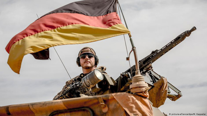 Mỹ nhờ gửi quân tới Syria, Đức phũ phàng lắc đầu - Ảnh 1.