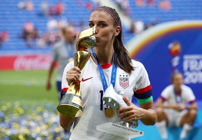 Tuyển nữ Mỹ giữ vững ngôi vương World Cup - Ảnh 10.