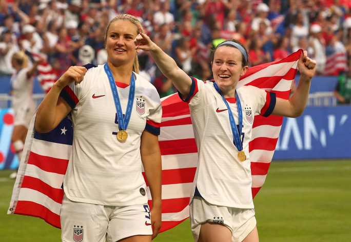 Tuyển nữ Mỹ giữ vững ngôi vương World Cup - Ảnh 7.