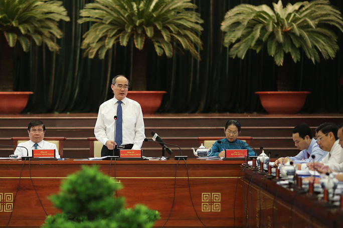 TP HCM sắp trình HĐND thông qua chính sách cho người dân Thủ Thiêm - Ảnh 1.