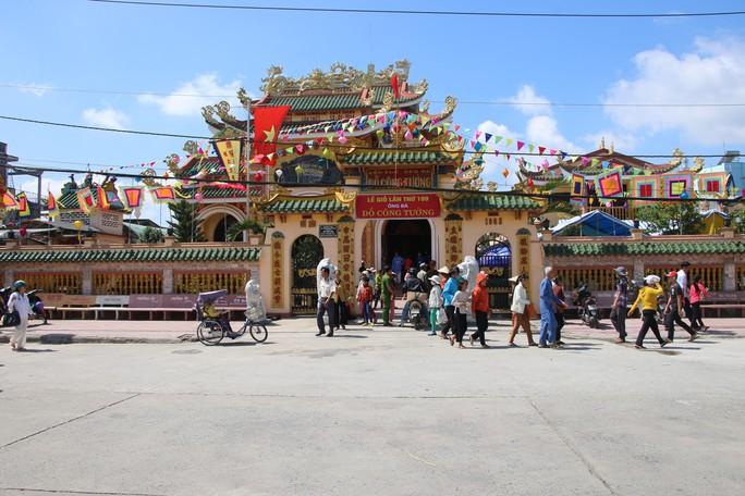 Công nhận đền thờ đôi vợ chồng chủ chợ Cao Lãnh là di tích lịch sử quốc gia - Ảnh 1.