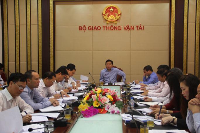 Ủy ban Kiểm tra Trung ương kỷ luật 3 thứ trưởng Bộ GTVT - Ảnh 1.