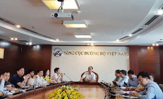 Các nhà đầu tư BOT tranh luận căng thẳng với lãnh đạo Bộ GTVT về thu phí không dừng - Ảnh 1.