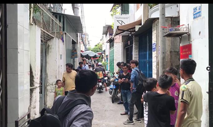 Bắt nghi phạm sát hại nữ sinh viên Trường ĐH KHXV-NV TP HCM - Ảnh 1.