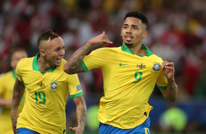 Thẻ đỏ, phạt đền, Brazil giành hết vinh quang Copa America - Ảnh 10.