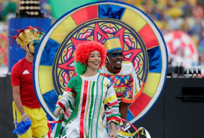 Thẻ đỏ, phạt đền, Brazil giành hết vinh quang Copa America - Ảnh 4.
