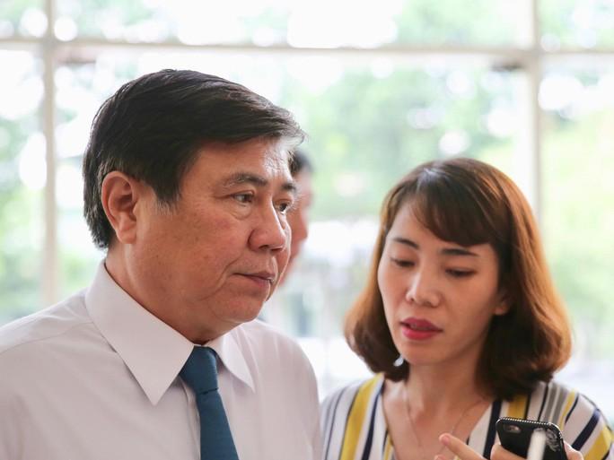 Chủ tịch UBND TP HCM nói gì về các cá nhân để xảy ra sai phạm tại Tổng Công ty Nông nghiệp Sài Gòn? - Ảnh 1.