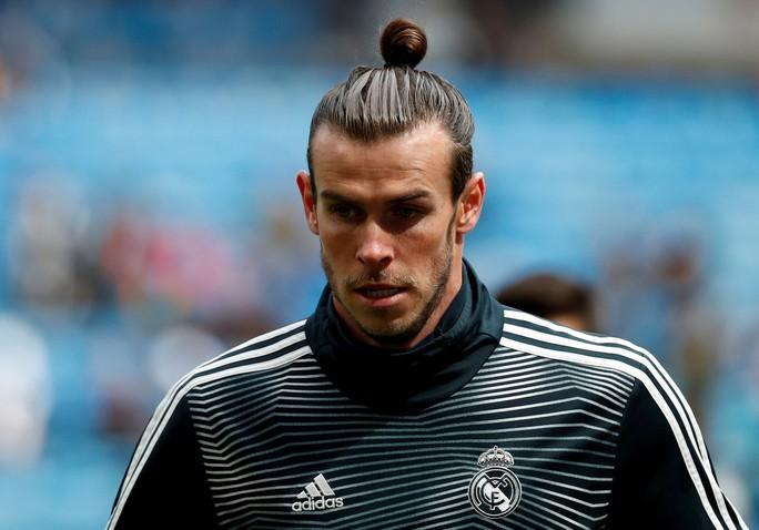 Bị ruồng bỏ, Gareth Bale vẫn chai mặt đến sân tập Real Madrid - Ảnh 1.