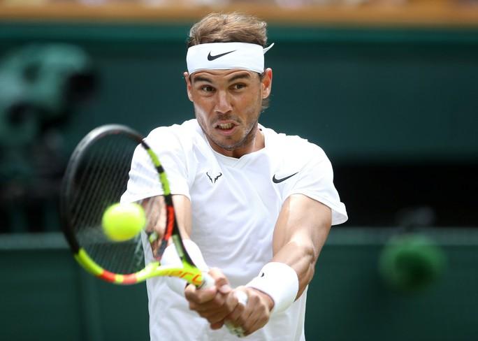 Vào tứ kết Wimbledon 2019, Nadal tự ti vì kém đồng nghiệp nữ - Ảnh 5.