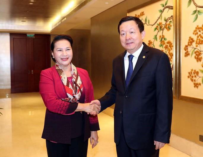 Việt - Trung thúc đẩy hợp tác toàn diện - Ảnh 1.