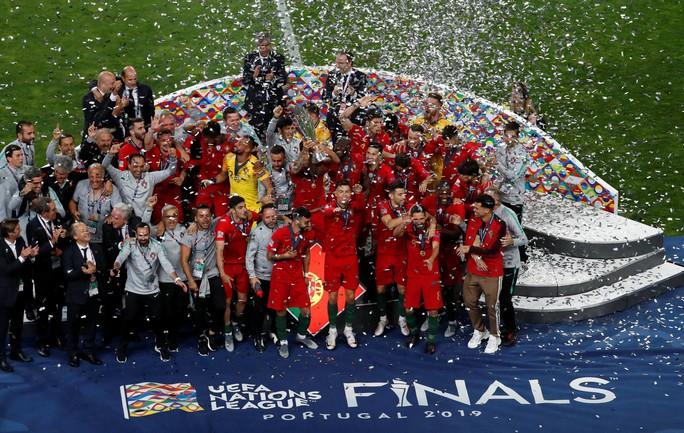 Bỏ Copa America, Argentina sang châu Âu dự Nations League? - Ảnh 4.