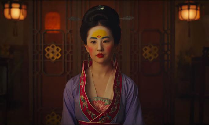 Trailer Hoa Mộc Lan của Lưu Diệc Phi gây tranh cãi - Ảnh 6.