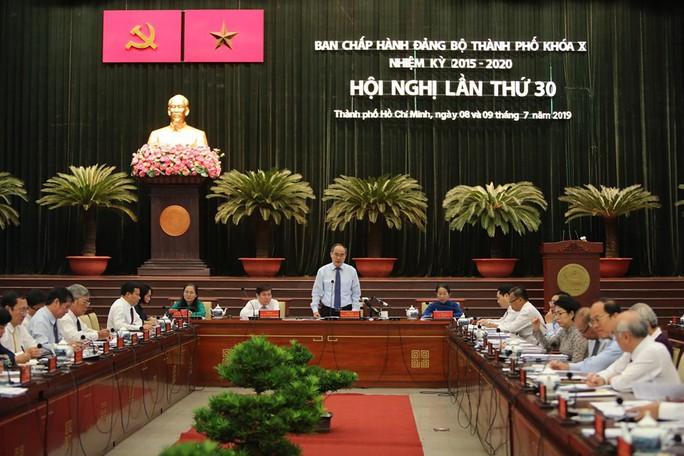 Bí thư Nguyễn Thiện Nhân: TP HCM sắp có thêm cán bộ lãnh đạo mới - Ảnh 1.