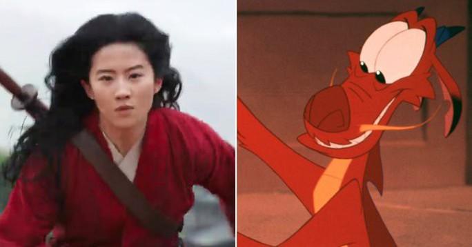 Trailer Hoa Mộc Lan của Lưu Diệc Phi gây tranh cãi - Ảnh 5.