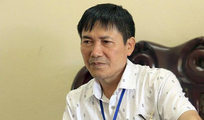 Chủ tịch xã có đất rừng bị xẻ thịt thuộc dạng nhiều nhất huyện Sóc Sơn bất ngờ xin từ chức - Ảnh 1.