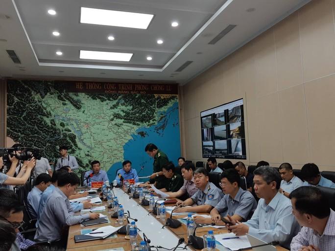 Bão giật cấp 12 đổ bộ Quảng Ninh-Nam Định tối mai 2-8, mưa lớn 300-400 mm - Ảnh 1.