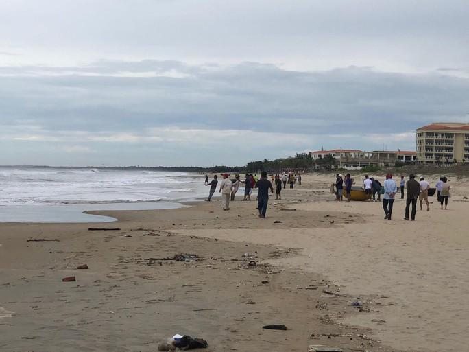 Tìm thấy thi thể nam sinh Đà Nẵng tại bờ biển Quảng Nam - Ảnh 2.