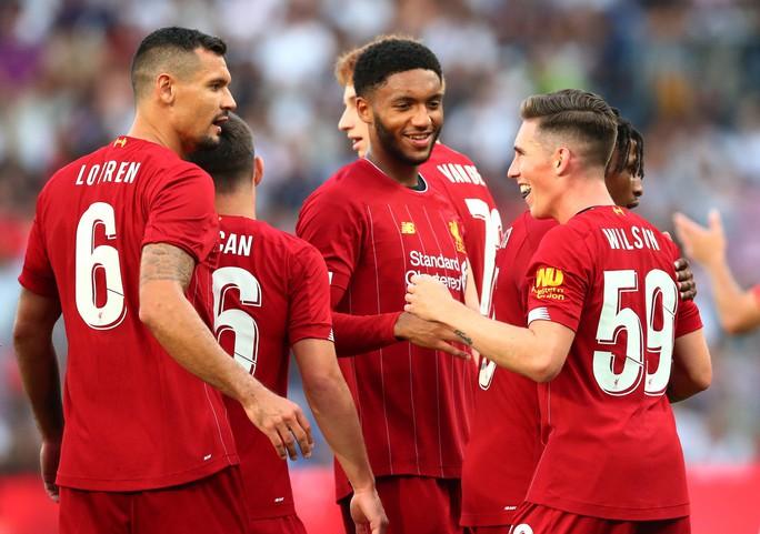 Chelsea thắng 3 trận liên tiếp, Liverpool ngược dòng quật ngã Lyon - Ảnh 10.
