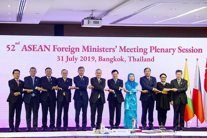 Phó Thủ tướng nêu đích danh tàu Hải Dương 8 vi phạm chủ quyền Việt Nam - Ảnh 2.