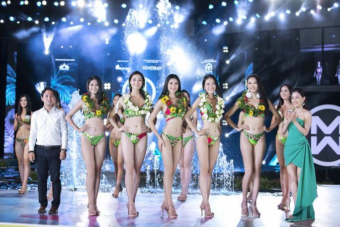 Cuộc thi Hoa hậu Thế giới Việt Nam: Đề cử 5 gương mặt Người đẹp biển - Ảnh 1.