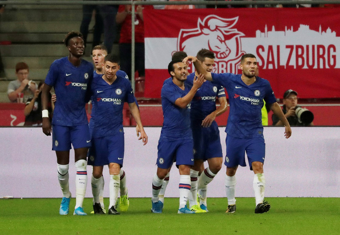 Chelsea thắng 3 trận liên tiếp, Liverpool ngược dòng quật ngã Lyon - Ảnh 4.
