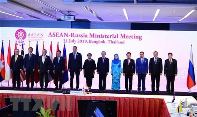 ASEAN chú trọng phát triển đa lĩnh vực - Ảnh 1.