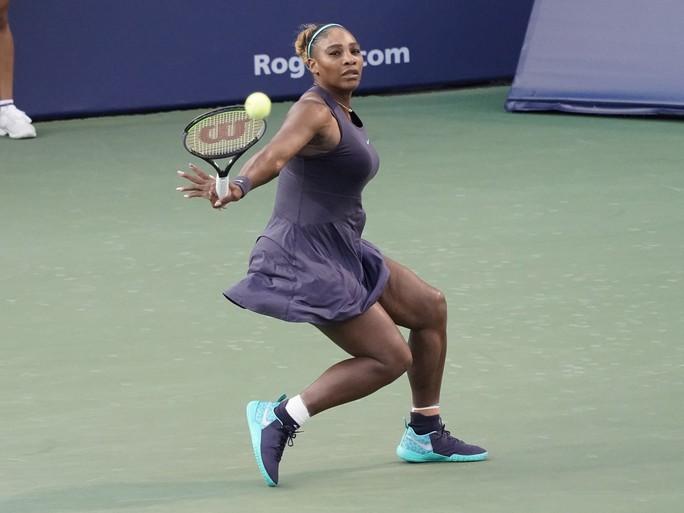 Serena Williams thỏa mãn khi phục hận thành công trước Naomi Osaka - Ảnh 5.