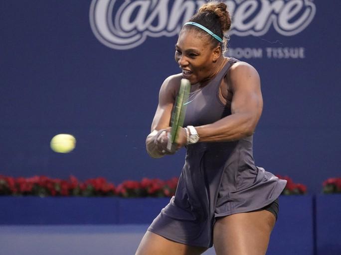 Serena Williams thỏa mãn khi phục hận thành công trước Naomi Osaka - Ảnh 3.