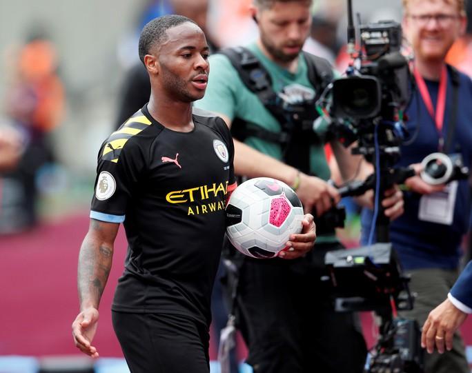 Sterling lập hat-trick, Man City vùi dập West Ham 5-0 - Ảnh 5.