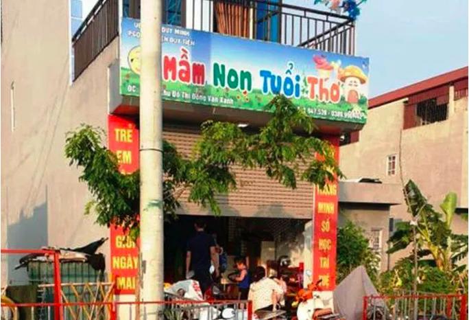 Yêu cầu sở GD-ĐT Hà Nam báo cáo vụ trẻ bị bỏng do học phòng chống cháy nổ - Ảnh 1.