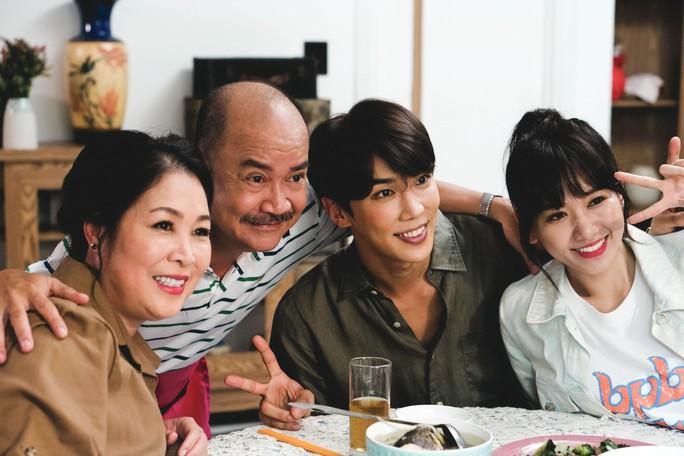 Hari Won không sợ Trấn Thành ghen khi đóng cảnh hôn - Ảnh 4.