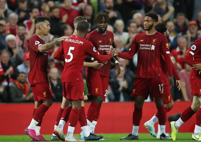 Khai mạc Ngoại hạng Anh, Liverpool hủy diệt tân binh Norwich - Ảnh 9.
