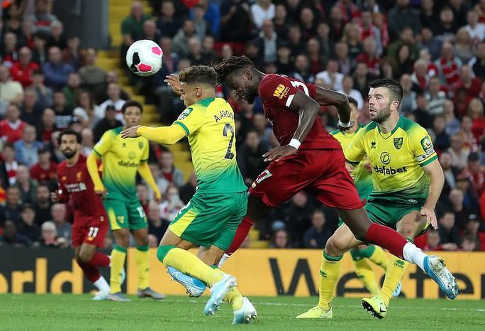 Khai mạc Ngoại hạng Anh, Liverpool hủy diệt tân binh Norwich - Ảnh 2.