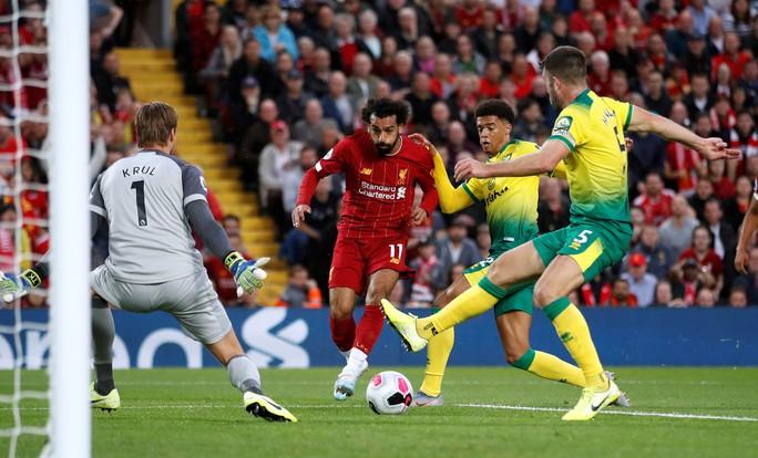 Khai mạc Ngoại hạng Anh, Liverpool hủy diệt tân binh Norwich - Ảnh 6.