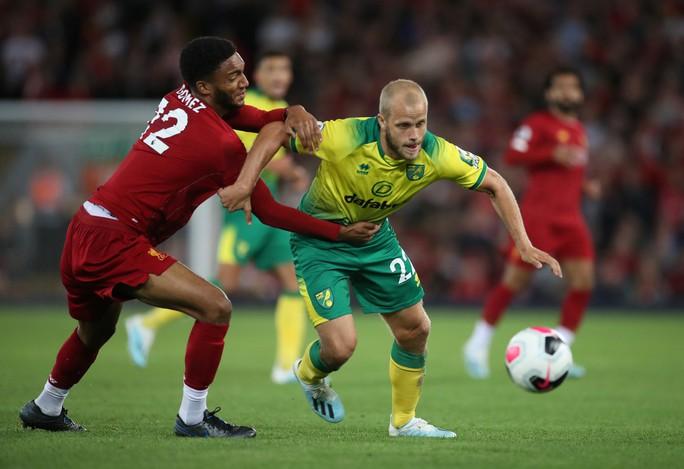 Khai mạc Ngoại hạng Anh, Liverpool hủy diệt tân binh Norwich - Ảnh 4.