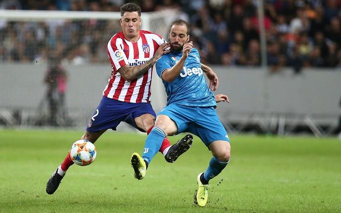 Sao trẻ Joao Felix cho Ronaldo ngửi khói, Atletico thắng đẹp Juventus - Ảnh 3.