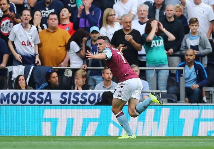 Hạ Aston Villa 3-1, á quân châu Âu Tottenham thăng hoa ở London - Ảnh 3.