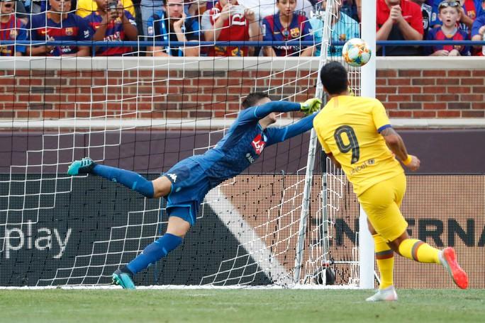 Barcelona – Napoli: Tân binh Griezmann tỏa sáng, thắng bùng nổ hiệp 2 - Ảnh 3.