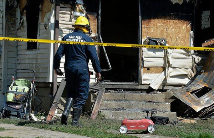 Mỹ: Cháy trung tâm chăm sóc, 5 trẻ em thiệt mạng - Ảnh 1.