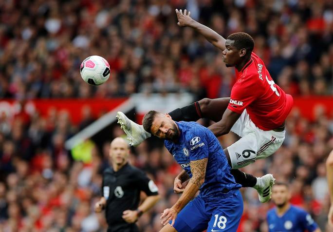 Paul Pogba hạnh phúc khi giúp M.U đè bẹp Chelsea - Ảnh 2.
