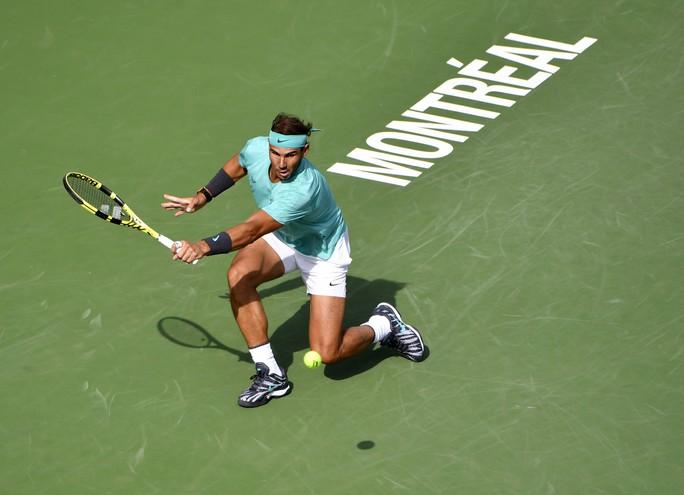 Vô địch Rogers Cup 2019, Nadal giành danh hiệu thứ 35 ATP Masters - Ảnh 4.