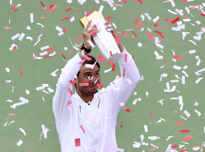 Vô địch Rogers Cup 2019, Nadal giành danh hiệu thứ 35 ATP Masters - Ảnh 7.
