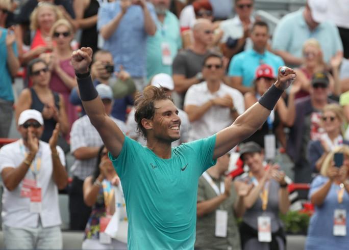 Vô địch Rogers Cup 2019, Nadal giành danh hiệu thứ 35 ATP Masters - Ảnh 6.