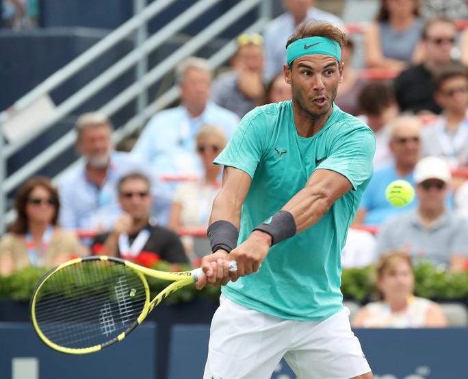 Vô địch Rogers Cup 2019, Nadal giành danh hiệu thứ 35 ATP Masters - Ảnh 3.