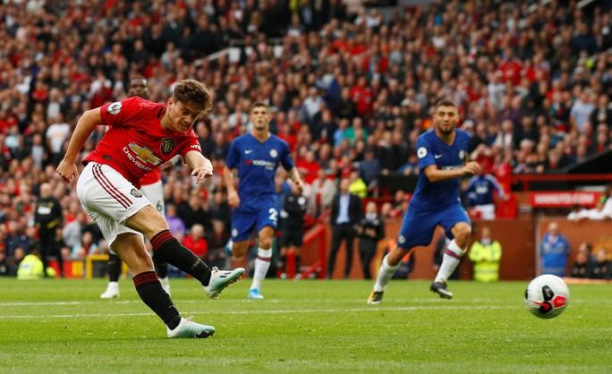Phản công siêu đỉnh, Man United hạ nhục Chelsea ở Old Trafford - Ảnh 6.