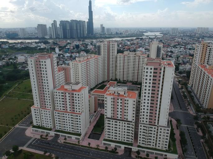 Cận cảnh 3.790 căn hộ tái định cư không ai mua ở khu đất vàng Thủ Thiêm - Ảnh 5.
